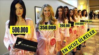 Sadece Bu Ülkelerde Kadın Satın Alabilirsiniz ! En Ucuz 7 ülke.