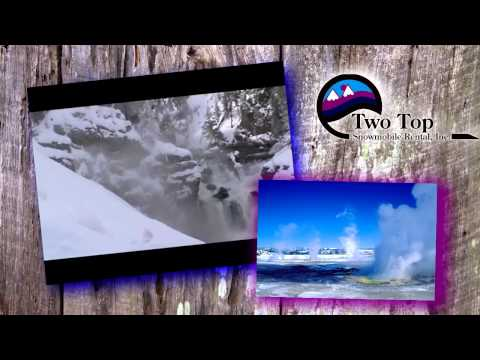 Yellowstone Winter Tours Produced and Managed by Two Top Snowmobile Rentals
