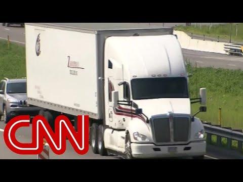 Trump tariffs taking toll on trucking industry
