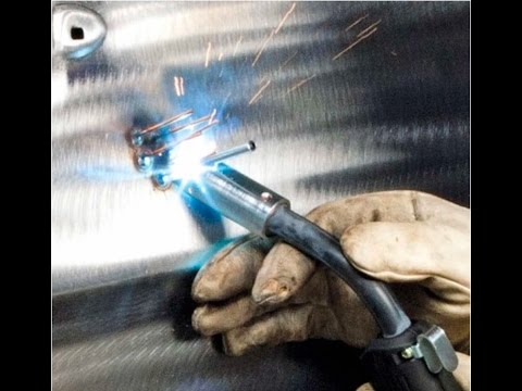 How To Easily Remove Dents with a MIG Stud Weld Kit from Eastwood