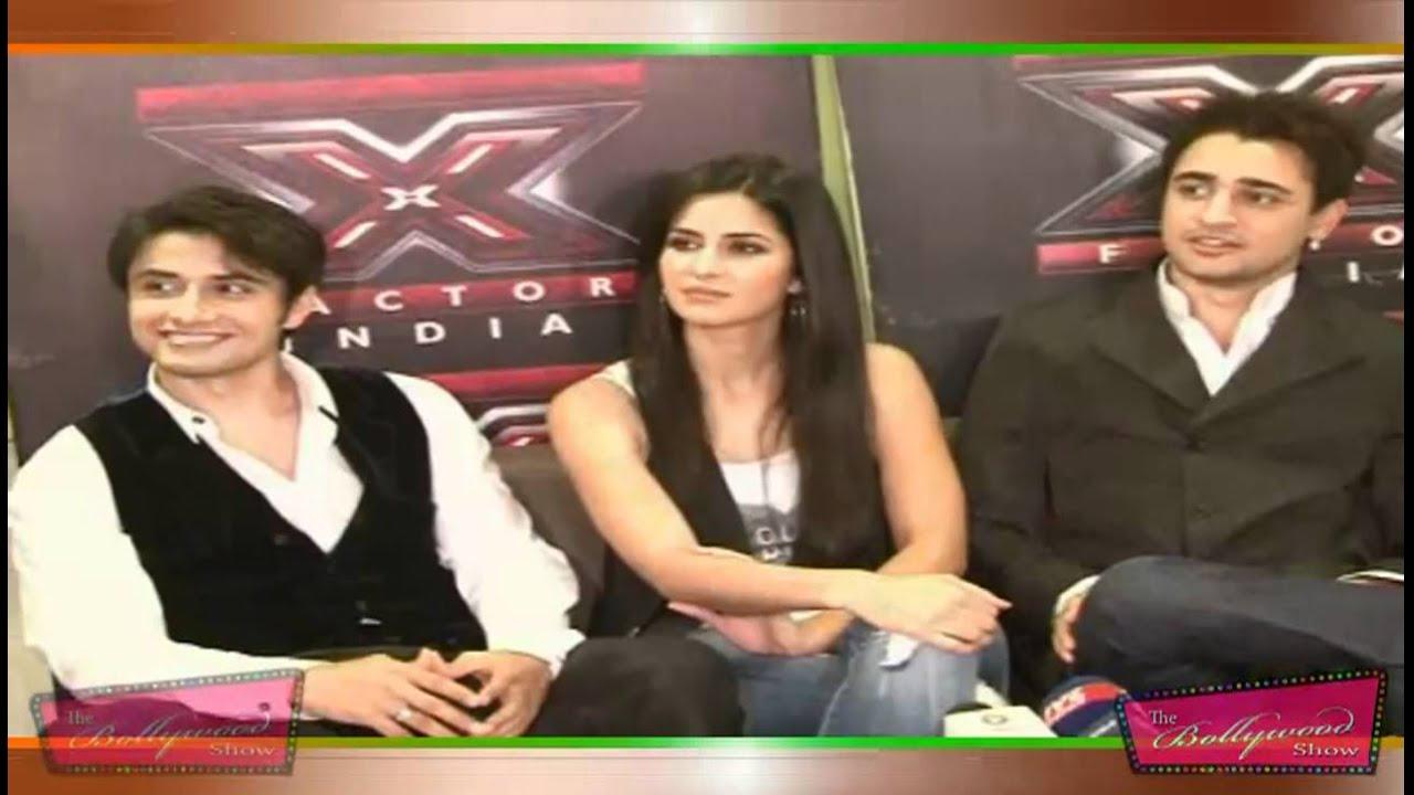 X Factor India Ali Zafar, Katrina Kaif & Emran Khan 19 ...