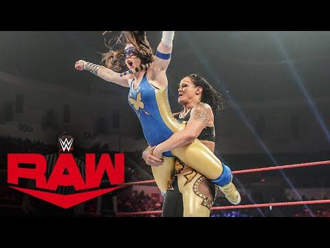 Download Rhea Ripley & Nikki A.S.H. vs. Nia Jax & Shayna Baszler: Raw, Aug. 23, 2021