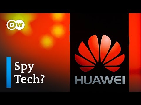 Is China's Huawei a security threat for other nations?   DW News