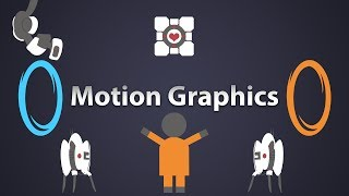 Portal Animation (Graphics Motion University Project)