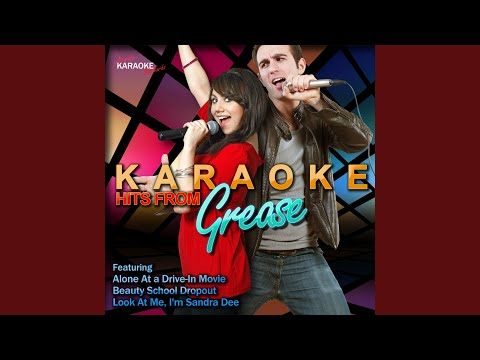 Since I Don't Have You (In The Style Of Grease) (Karaoke Version)