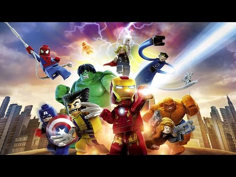 Все Чит Коды LEGO Marvel Superheroes