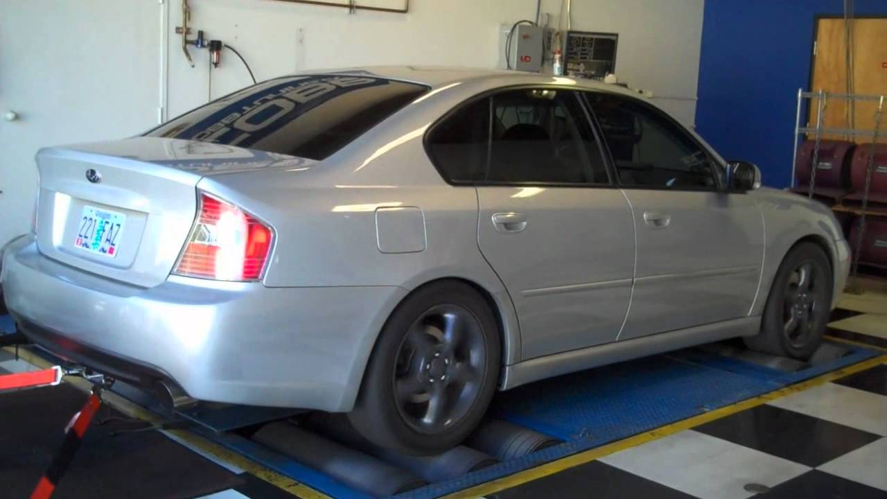 2006 subaru legacy 2 5gt dyno youtube. Black Bedroom Furniture Sets. Home Design Ideas