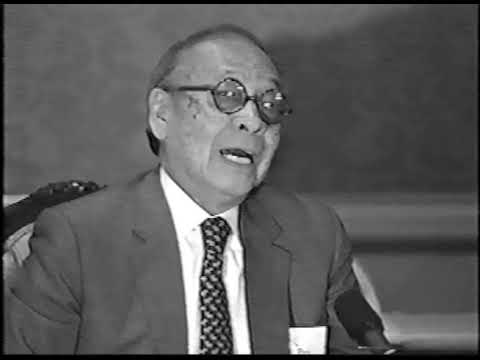 I.M. Pei Speaks at Committee of 100 Annual Conference (Part 1)