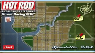 Hot Rod American Street Drag