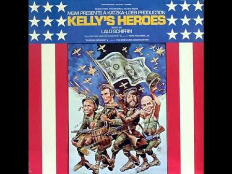Kelly's Heroes - Burning Bridges (Re-Recorded)
