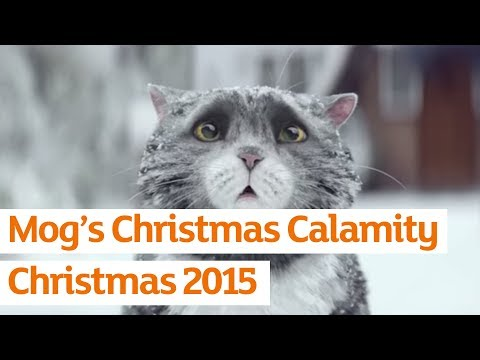Official Mog's Christmas Calamity | Sainsbury's Ad | Christmas 2015