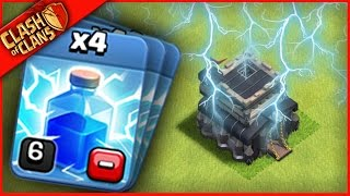 '...I HATE THIS!' SUPER-NOOB STRIKES in Clash of Clans