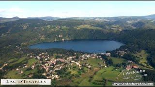 L'Ardèche vue du ciel (part 3) - du Mezenc jusqu'à Ruoms en passant par Les Vans (4K)