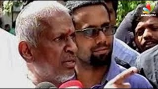 Ilayaraja's Angry Response for Beep Song | Controversial Speech