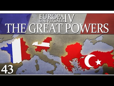 Europa Universalis IV - The Great Powers - Episode 43 ...Fixing the Eastern Border...