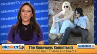 Kristen Stewart & Dakota Fanning on The Runaways Soundtrack