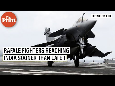 Amid tensions with China, Rafale jets reach India on July 27, sooner than expected