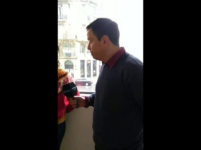 Despedidxs de Télam Eliana Obregón y Delegado de SipreBA