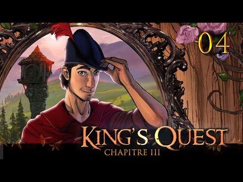 King's Quest Chapitre III - 04 - La princesse et la Vadrouille [4K60fps]