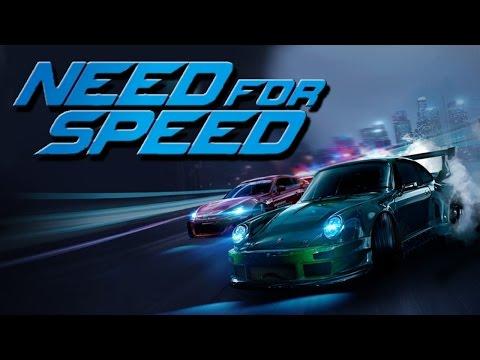 Обзор Need for Speed 2016 | Первый взгляд