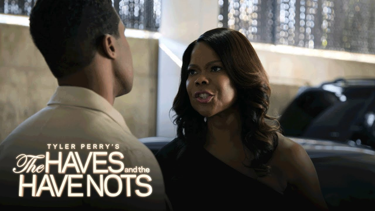 Download Veronica Gets into a Brawl with Justin and Jeffery   Tyler Perry's The Haves and the Have Nots   OWN
