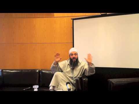 Een Zee van Kennis , Shaykh Said El Mokadmi