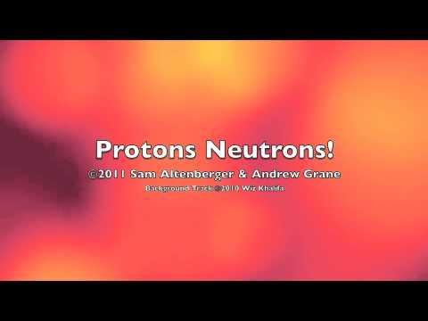 Protons Neutrons! (Atom Rap)