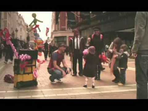 Tourism Ireland Ad - Dublin Entertainment