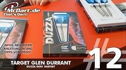 Target Glen Durrant Duzza GEN1 Dartset Review [That's Dart #12]
