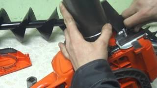 Видеоинструкция по установке насадки  МБ 2 на китайские пилы(, 2014-02-15T04:29:45.000Z)