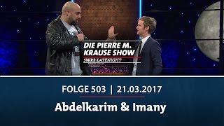 Die Pierre M. Krause Show vom 21.03.2017