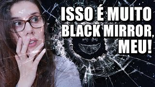 BLACK MIRROR DECADENTE É MELHOR QUE MUITA GENTE! | 4ª temporada
