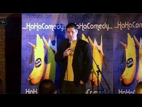 Mark Nelson Scottish Comedian of the year 2006