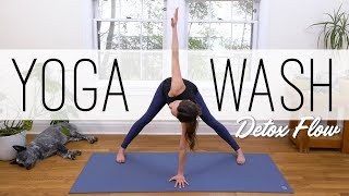 Yoga Wash - Detox Flow  |  Yoga With Adriene thumbnail