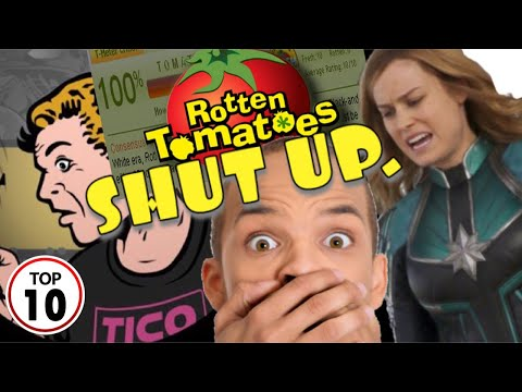 ROTTEN TOMATOES DOUBLES DOWN ON SILENCING CAPTAIN MARVEL CRITICISM! What's going on here?!