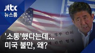 '빗나간 희망' 불만 수위 높인 미국…청와대 입장은?