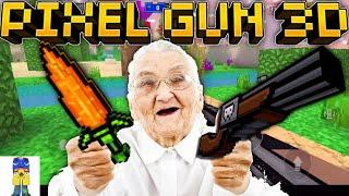 PIXEL GUN 3D LIVE