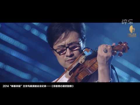 2014年8月2日汪峰鸟巢演唱会『你是我心爱的姑娘』