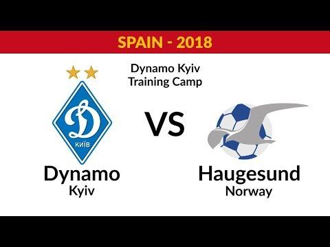 FM. Dynamo Kyiv - FC Haugesund (Norway) 1:1. FULL MATCH