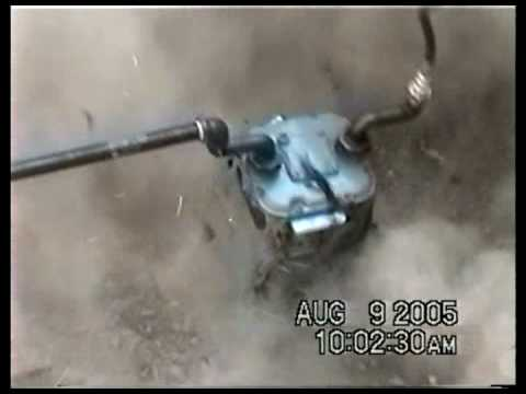Utility Gas Meter Flashback Explosions
