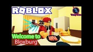 ROBLOX | Làm Việc và Quậy Banh Nóc Cùng Mọi Người Ở Nhà Vamy | Welcome to Bloxburg | Vamy Trần