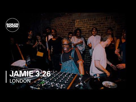 Jamie 3:26 Boiler Room London DJ Set