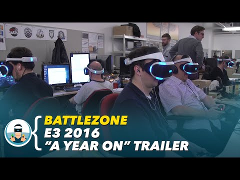 "Battlezone - E3 2016 ""A Year On"" Trailer 