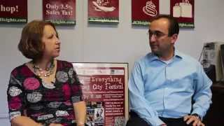 Jersey City Heights Culture and Small Businesses with David Diaz of the Central Avenue SID