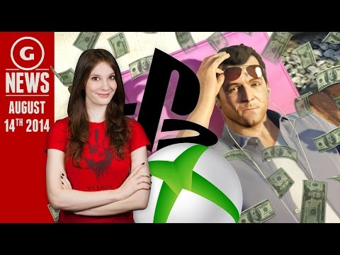 """Next-Gen GTA V Will """"Delight"""" & Sony Won't Buy PS4 Exclusives - GS Daily news"""