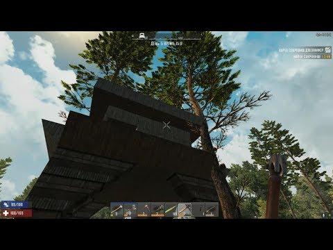 #1 Выживание 7 Days To Die - Дом на дереве