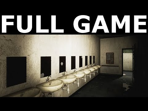 Welcome To Hanwell  Full Game Walkthrough Gameplay & Ending No Commentary Horror Game 2017