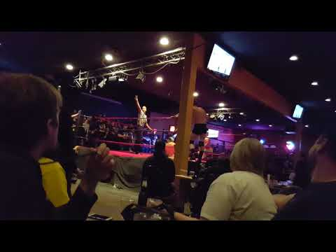 Kenny Omega back in Winnipeg with a dildo, Lego, and marshmallows!