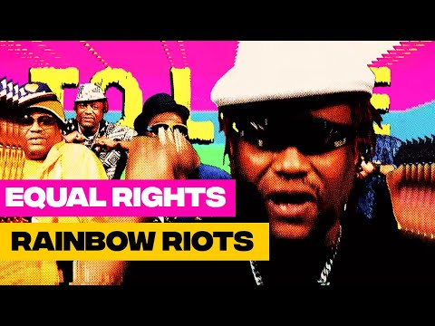 Rainbow Riots - Equal Rights
