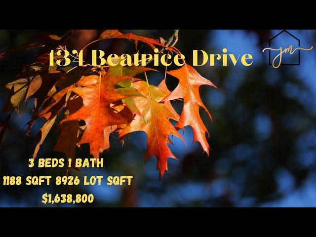 134 Beatrice St